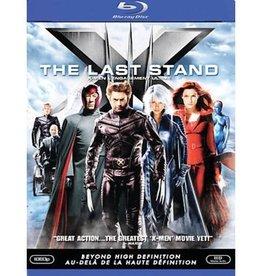 BluRay Movie X-Men The Last Stand