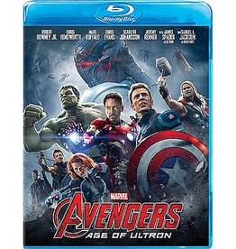 BluRay Movie Avengers Age of Ultron