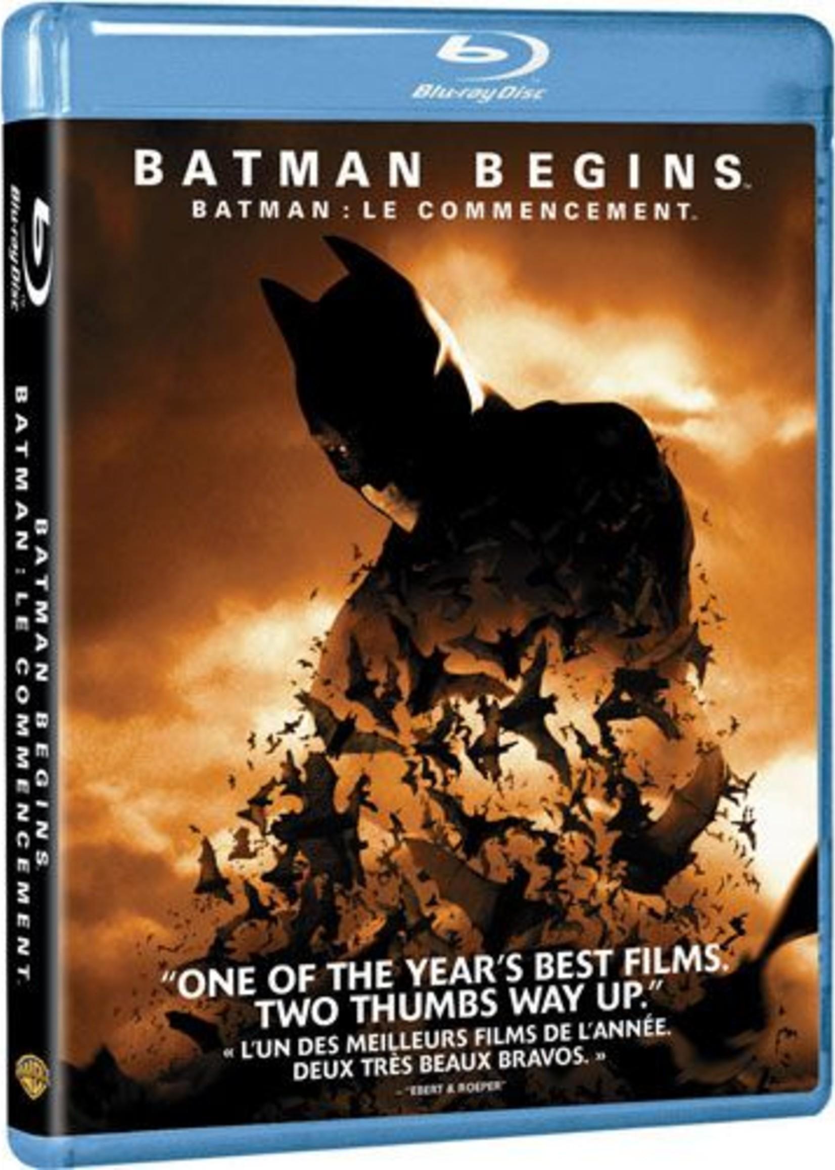 BluRay Movie Batman Begins