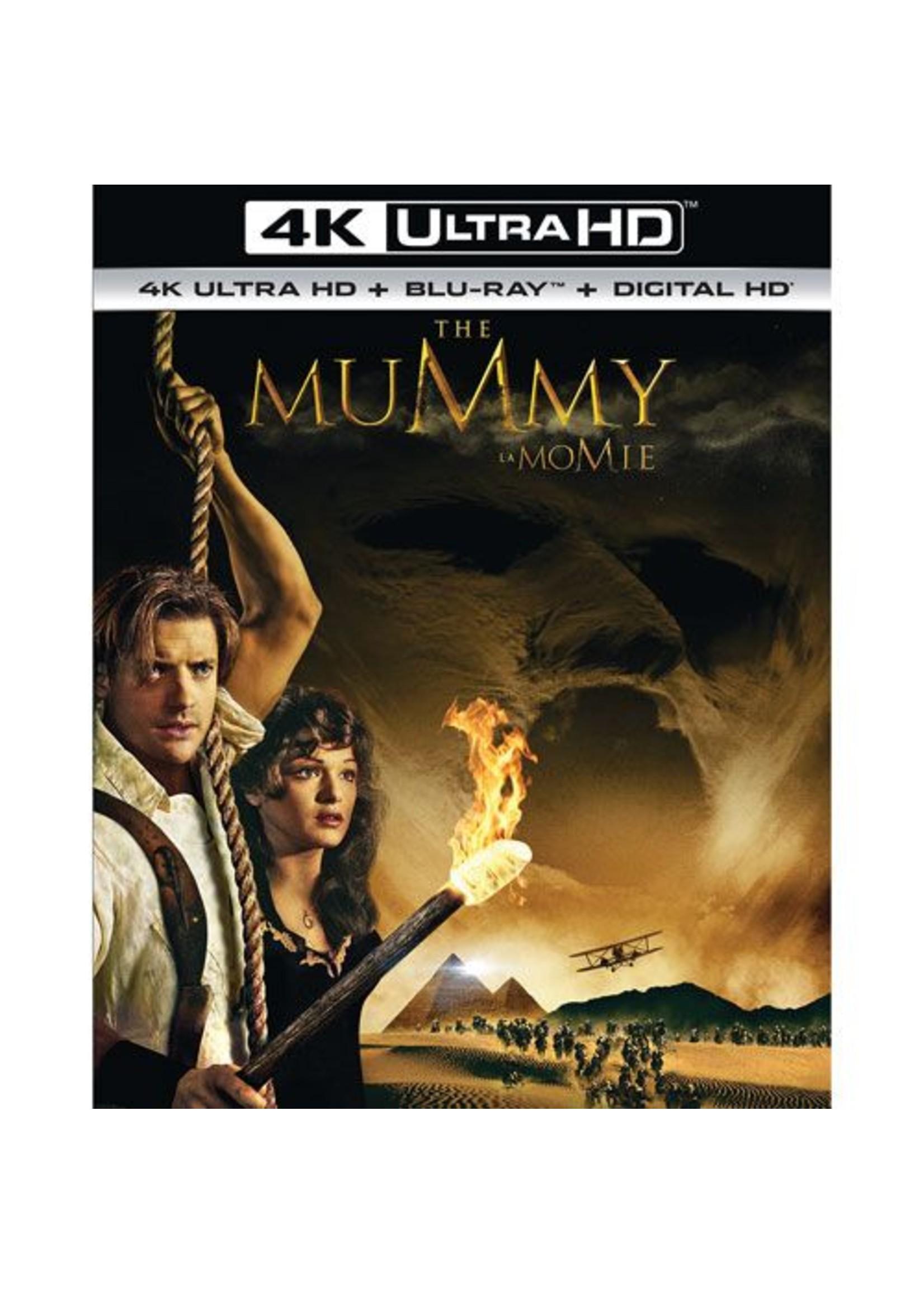 BluRay Movie The Mummy