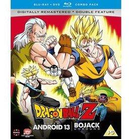 DVD Movie Dragonball Z Super Android 13!