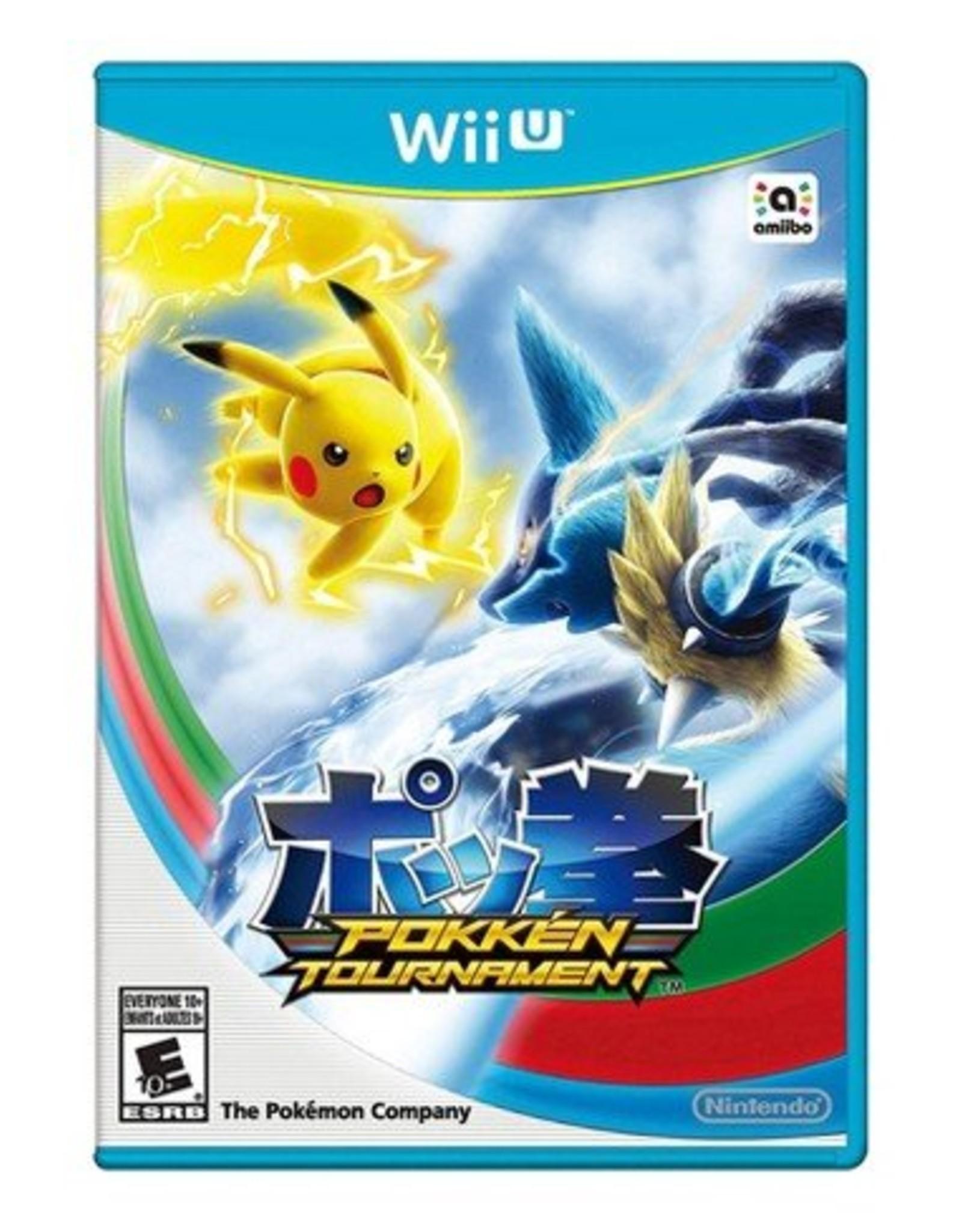 Pokken Tournament - WIIU NEW