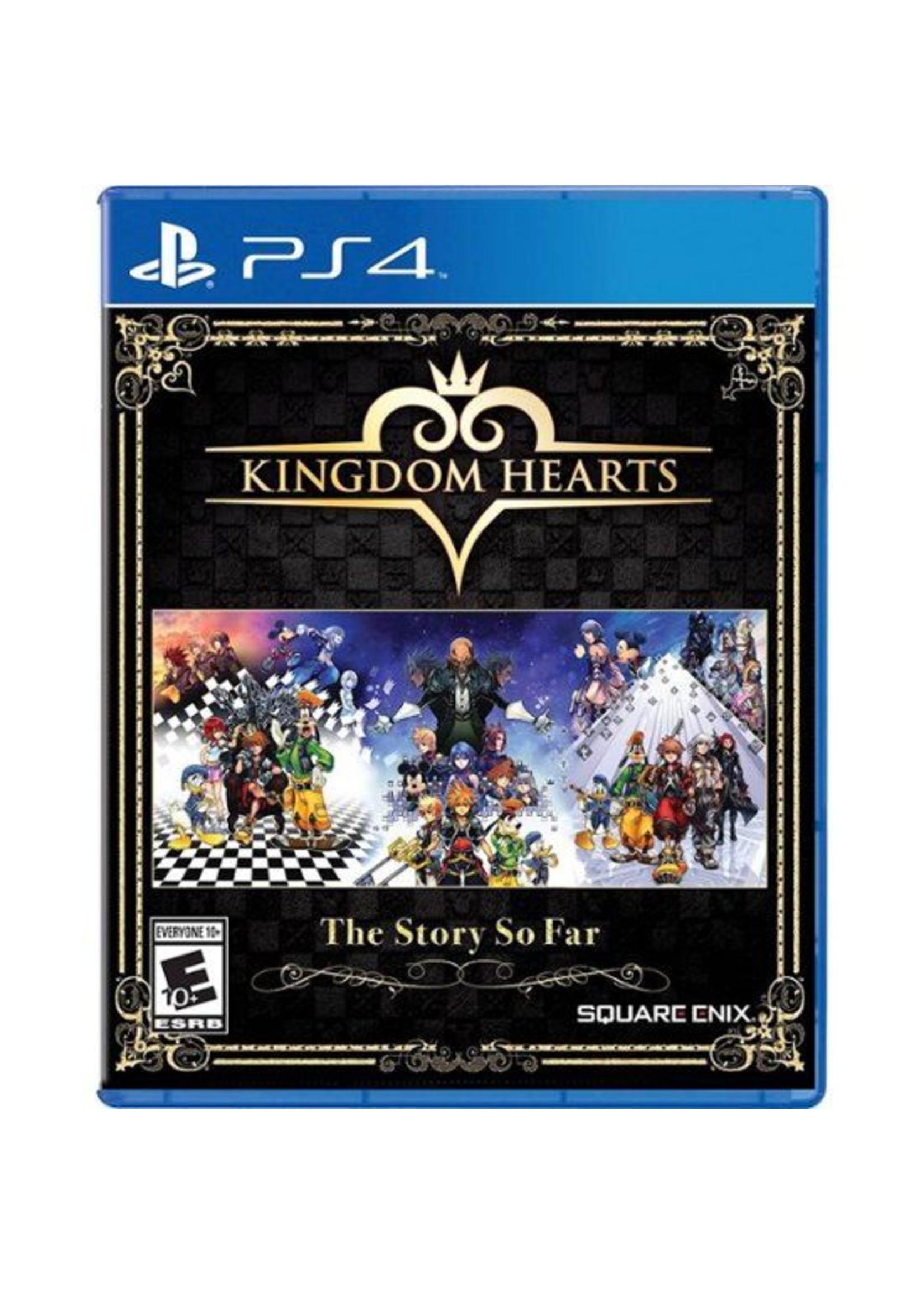 Kingdom Hearts The Story So Far - PS4 NEW