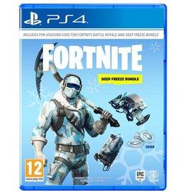 Fortnite Deep Freeze Bundle - PS4 NEW