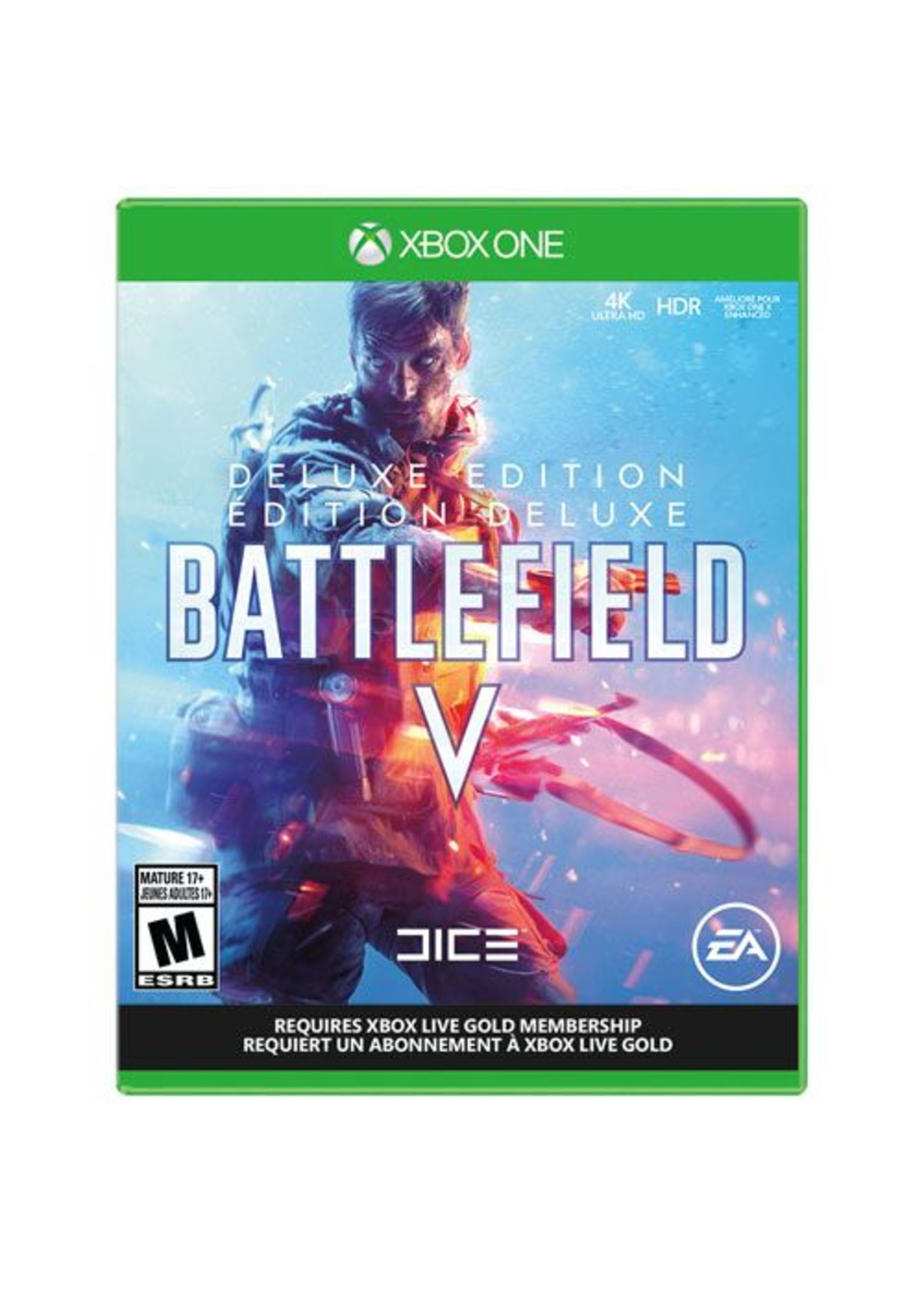 Battlefield 5 Deluxe - XBOne NEW