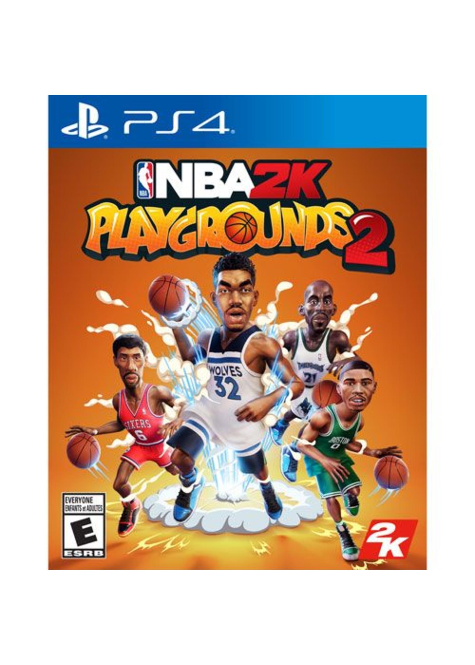 NBA 2K Playgrounds 2 - PS4 NEW