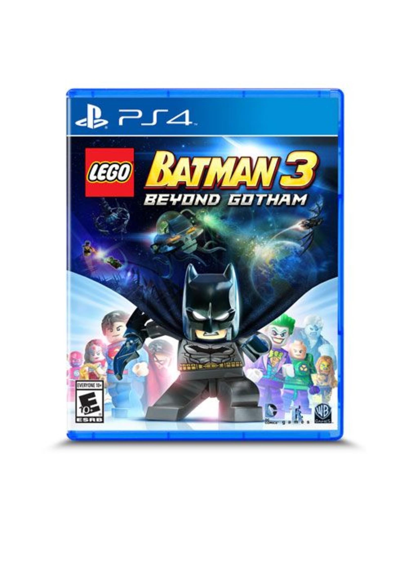 LEGO Batman 3 Beyond Gotham - PS4 NEW