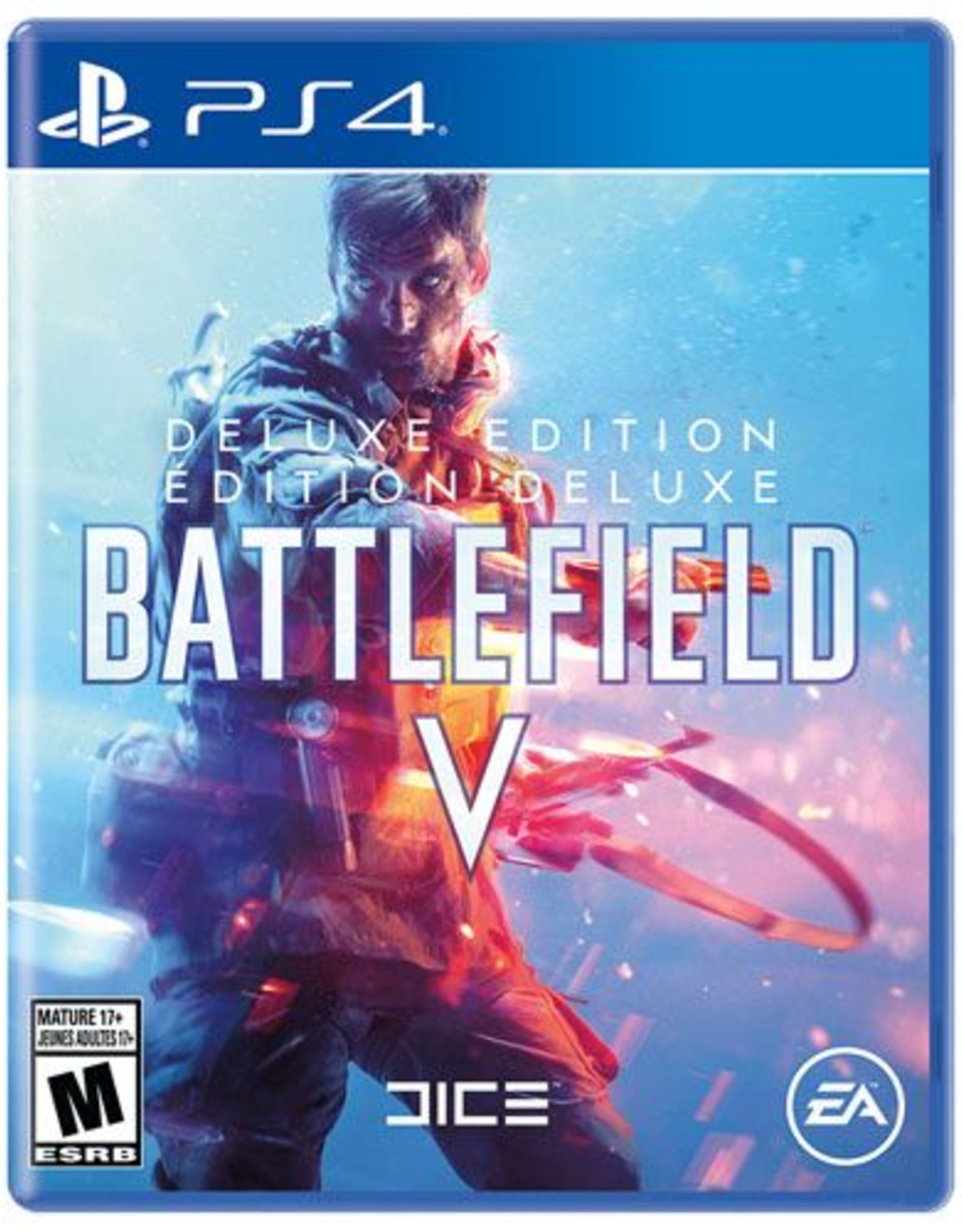 Battlefield 5 Deluxe - PS4 NEW