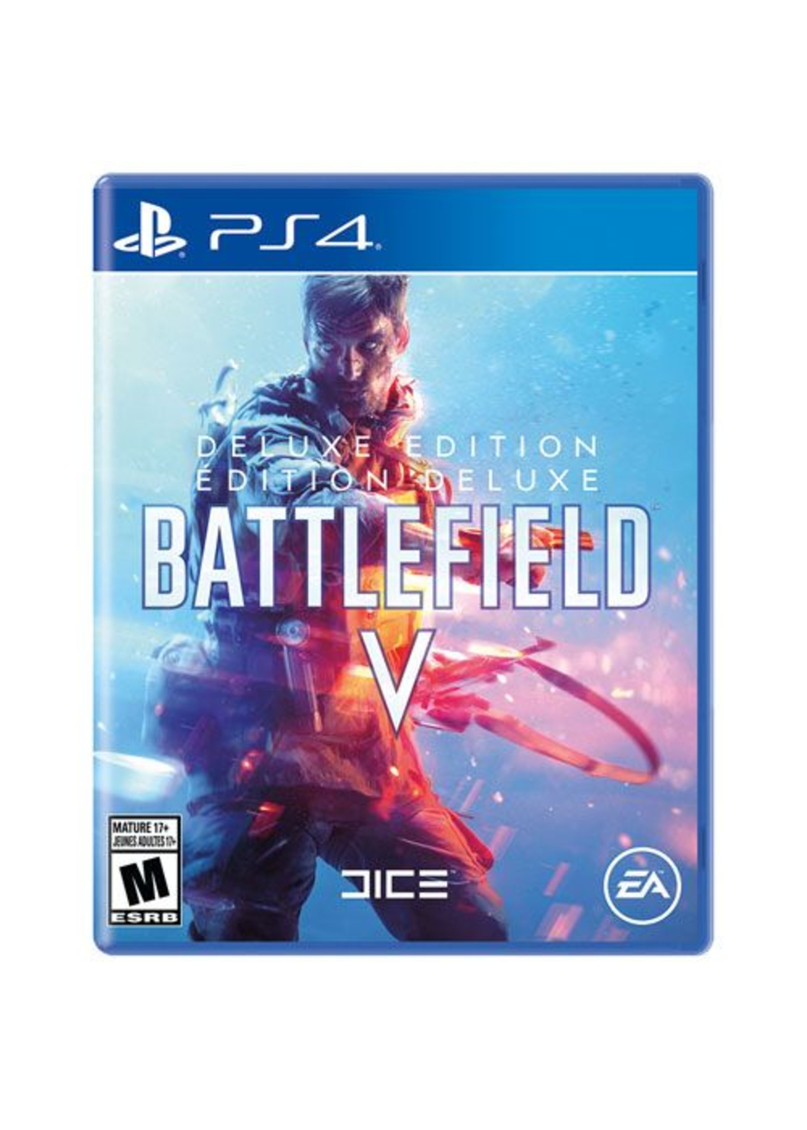 Battlefield 5 Deluxe - PS4 NEW