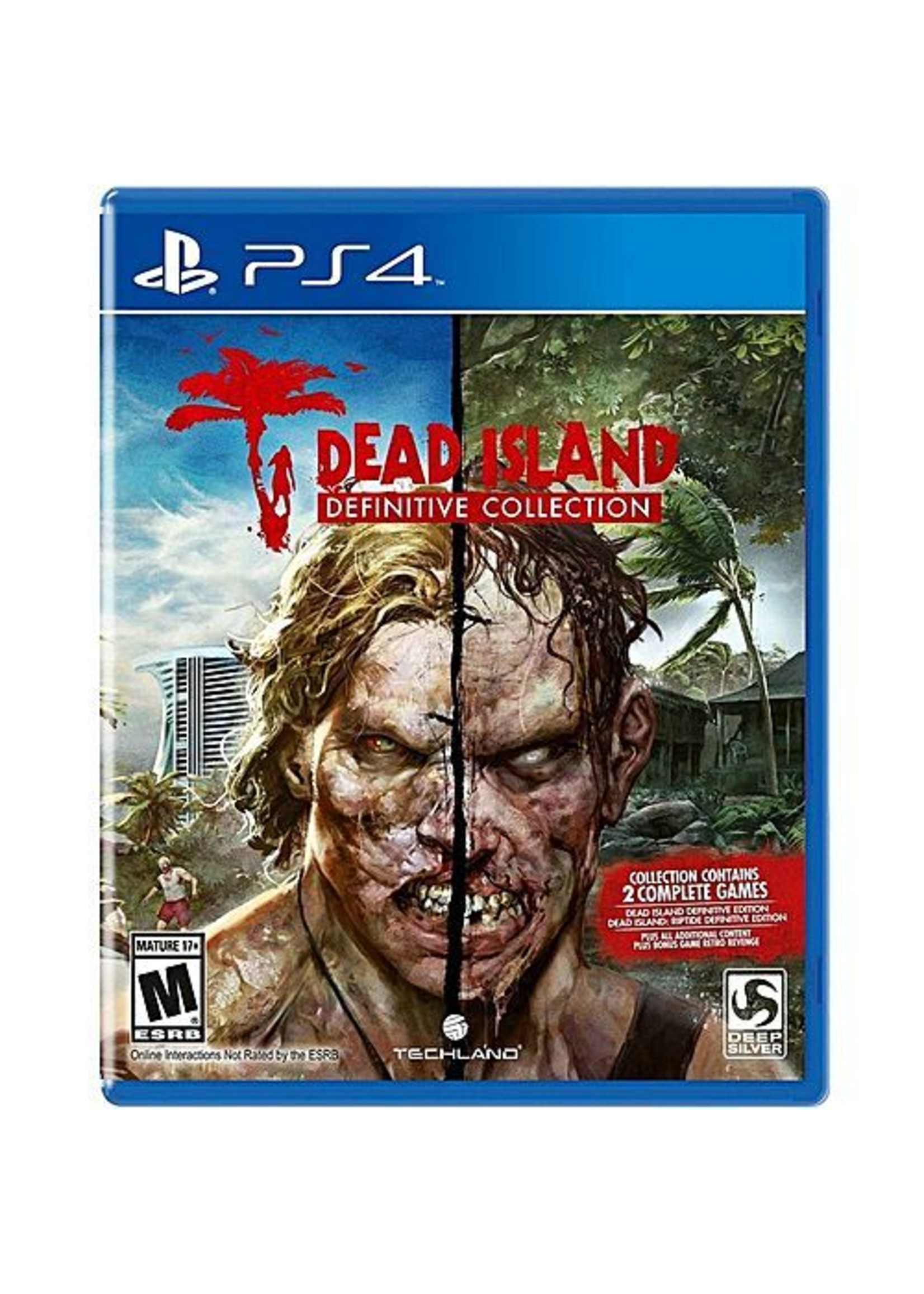 Dead Island Definitive Collection - PS4 PrePlayed