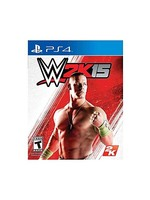 WWE 2K15 - PS4 PrePlayed