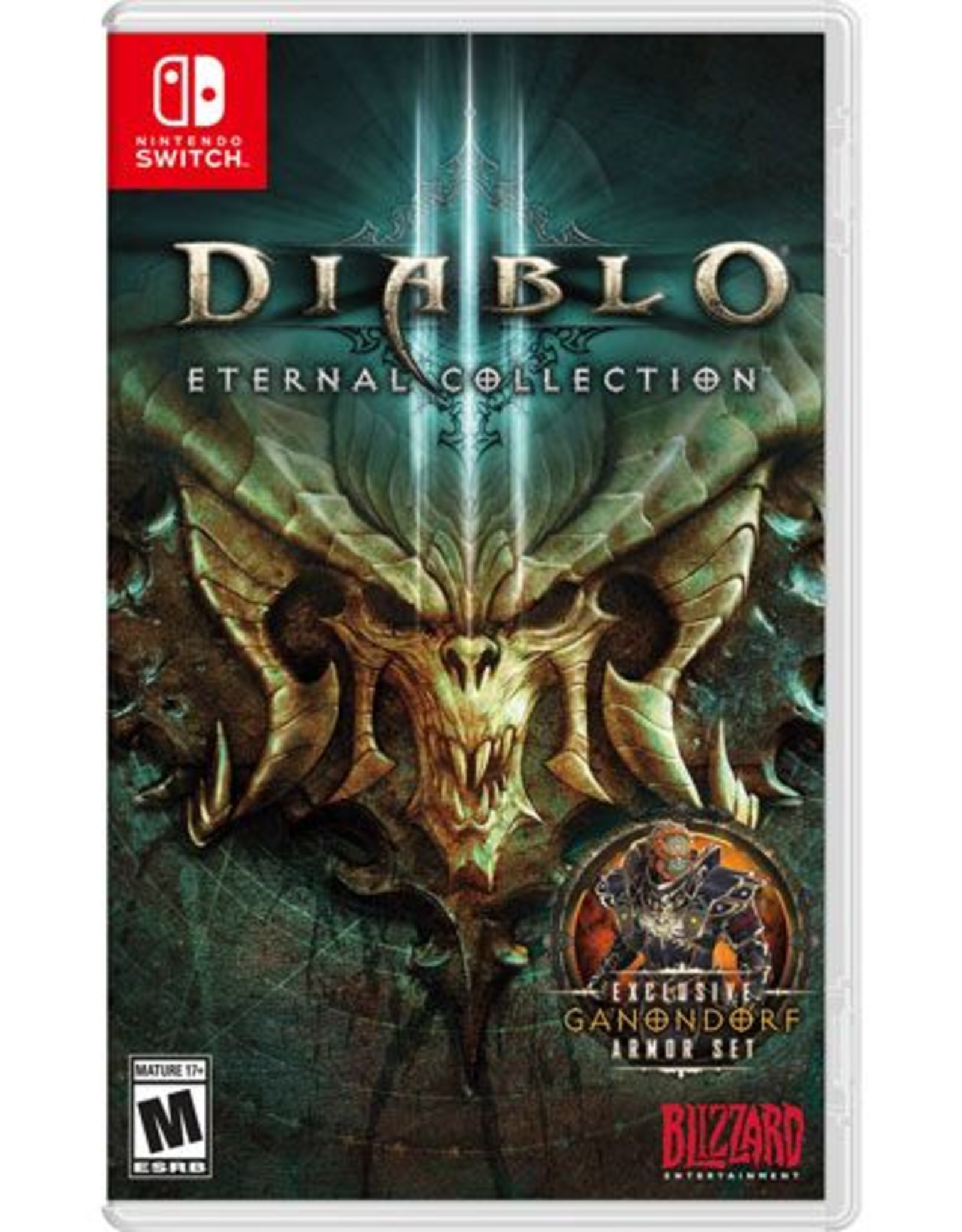 Diablo 3 The Eternal Collection - SWITCH NEW