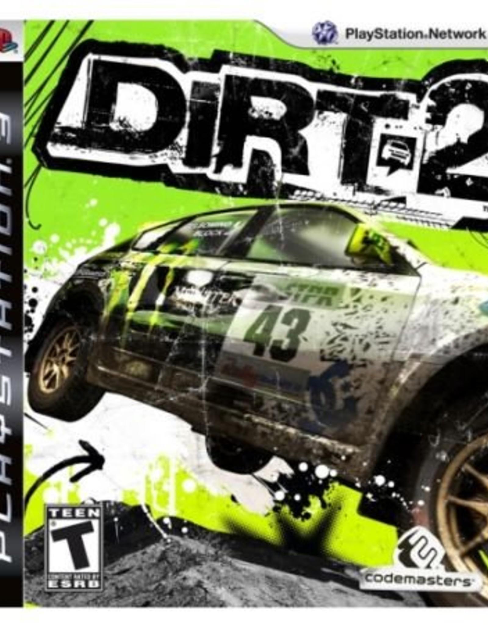 DiRT 2 - PS3 PrePlayed