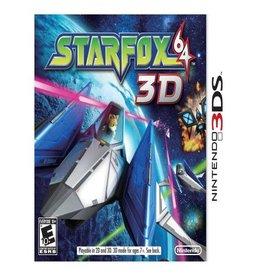 Starfox 64 3D - 3DS PrePlayed