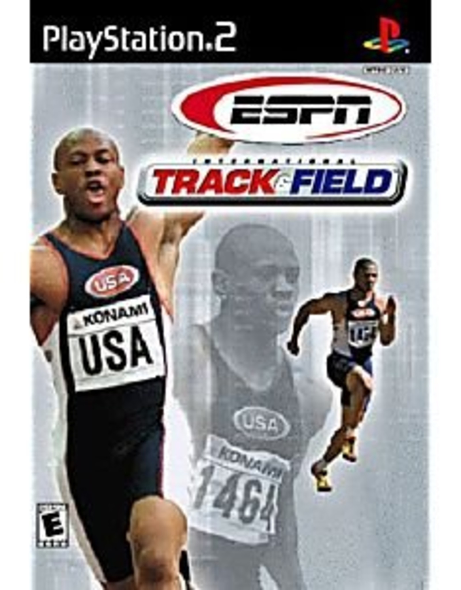 ESPN Track & Field - PS2 PrePlayed