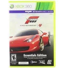 Forza Motorsport 4 Essentials Edition - XB360 PrePlayed