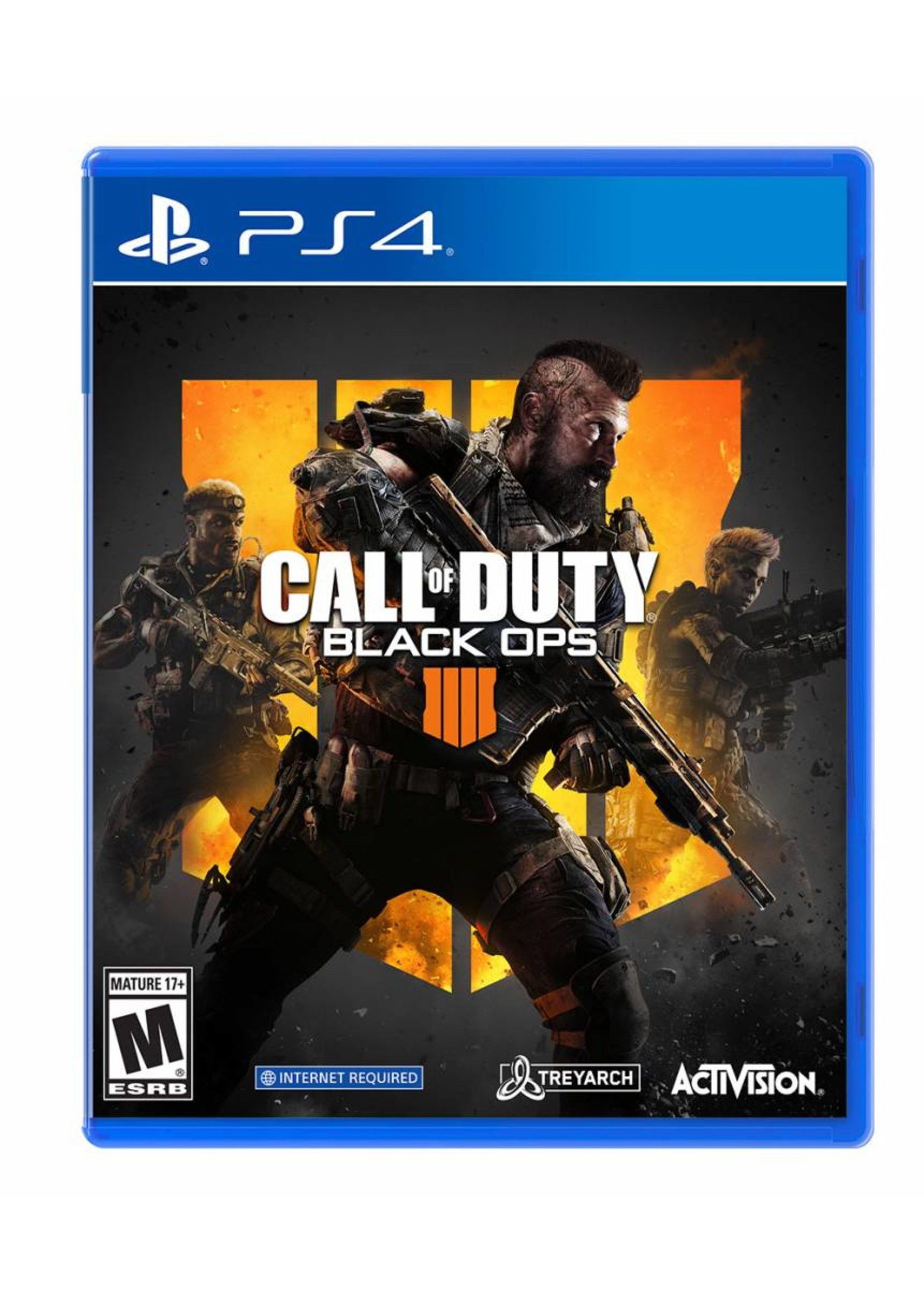 Call of Duty: Black Ops 4 - PS4 PrePlayed