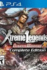 Dynasty Warriors 8 Xtreme Legends Complete Edition - PS4 PrePlayed