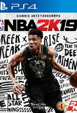 NBA 2K19 - PS4 DIGITAL