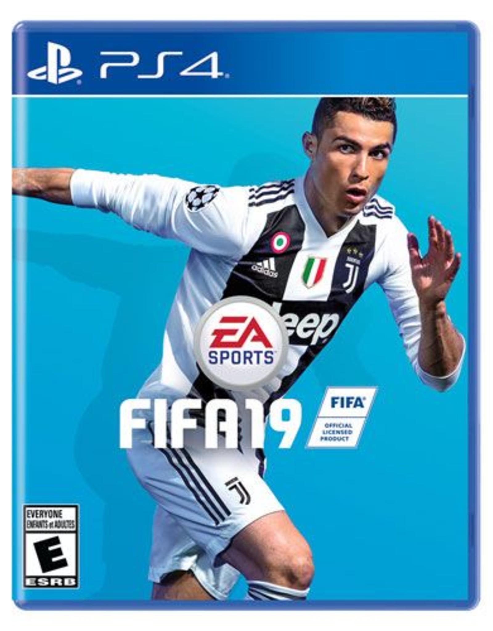 FIFA 19 - PS4 DIGITAL