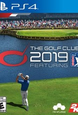 The Golf Club 2019 featuring PGA TOUR - PS4 DIGITAL