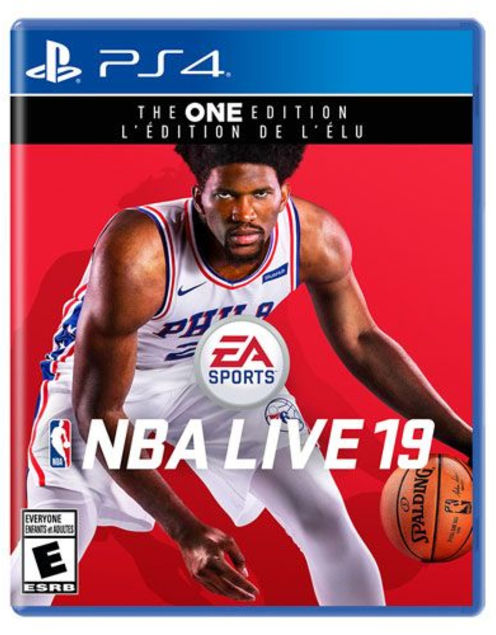 NBA Live 19 One Edition - PS4 DIGITAL