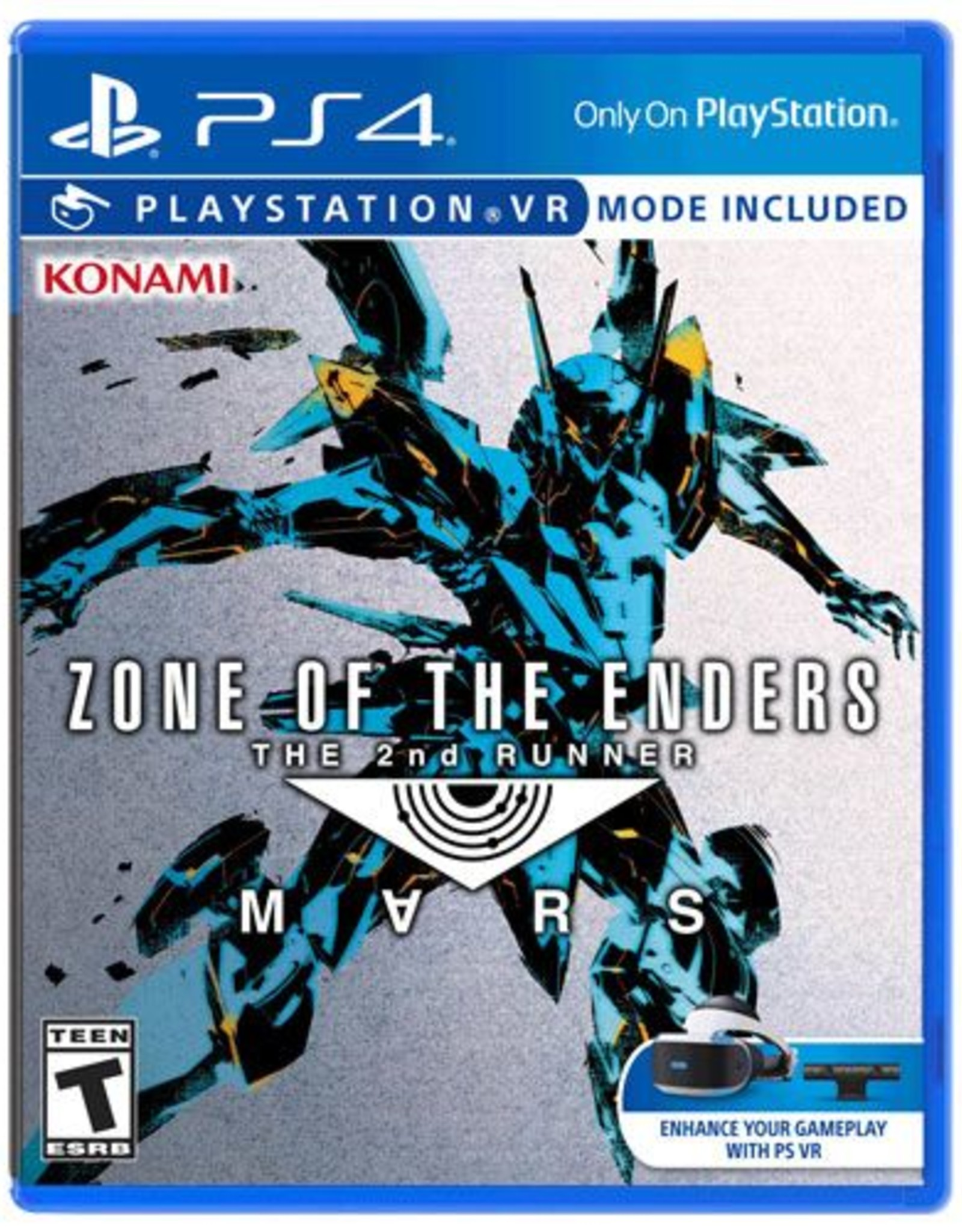 ZONE OF THE ENDERS: The 2nd Runner - M∀RS - PS4 DIGITAL