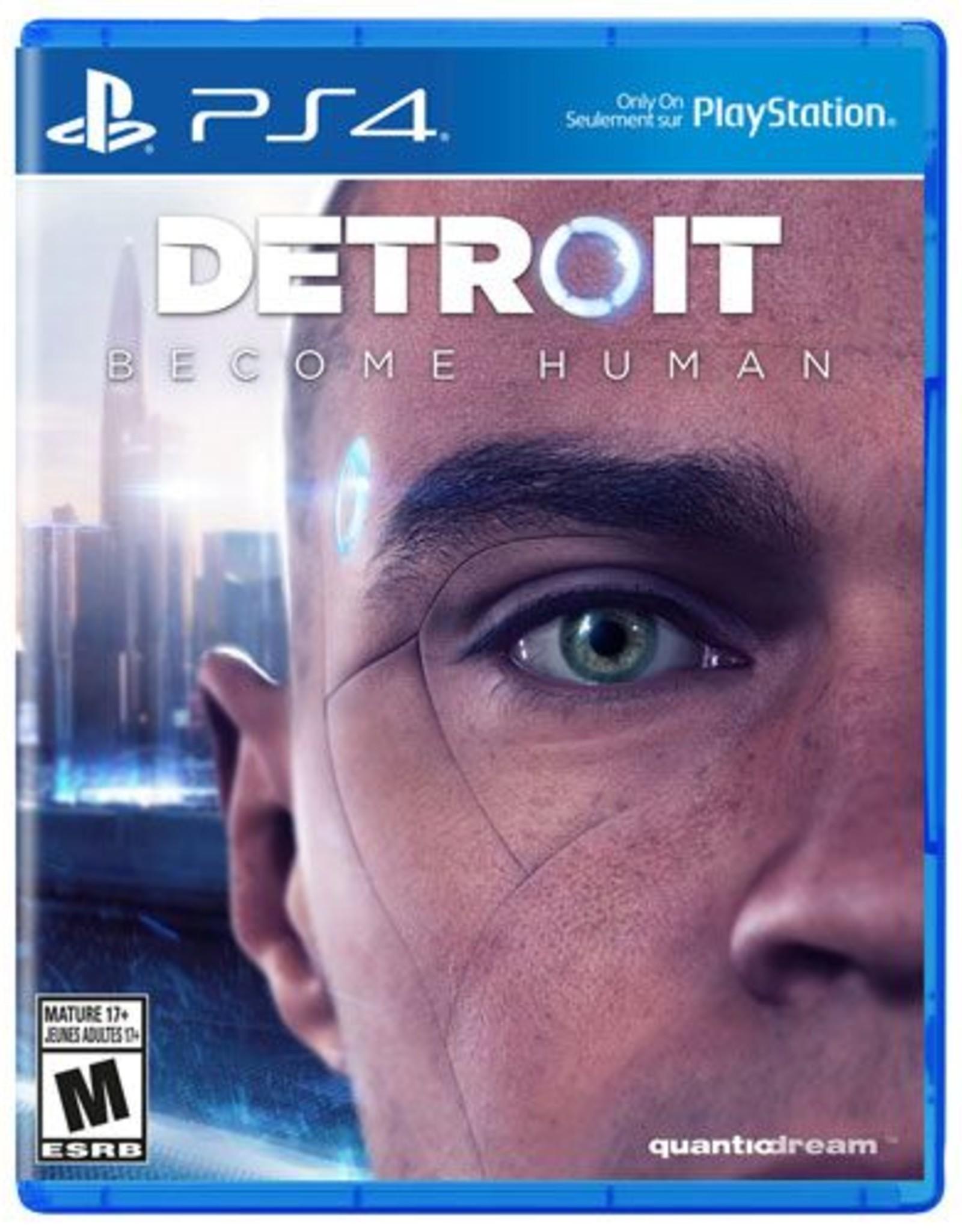 Detroit Become Human - PS4 DIGITAL