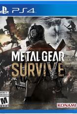 METAL GEAR SURVIVE - PS4 DIGITAL