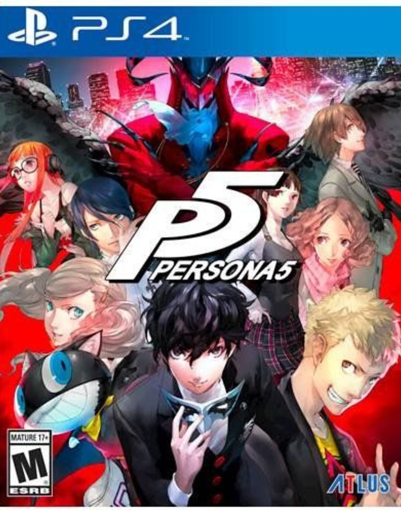 Persona 5 - PS4 DIGITAL