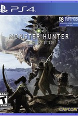 MONSTER HUNTER: WORLD- PS4 DIGITAL
