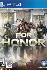 FOR HONOR- PS4 DIGITAL