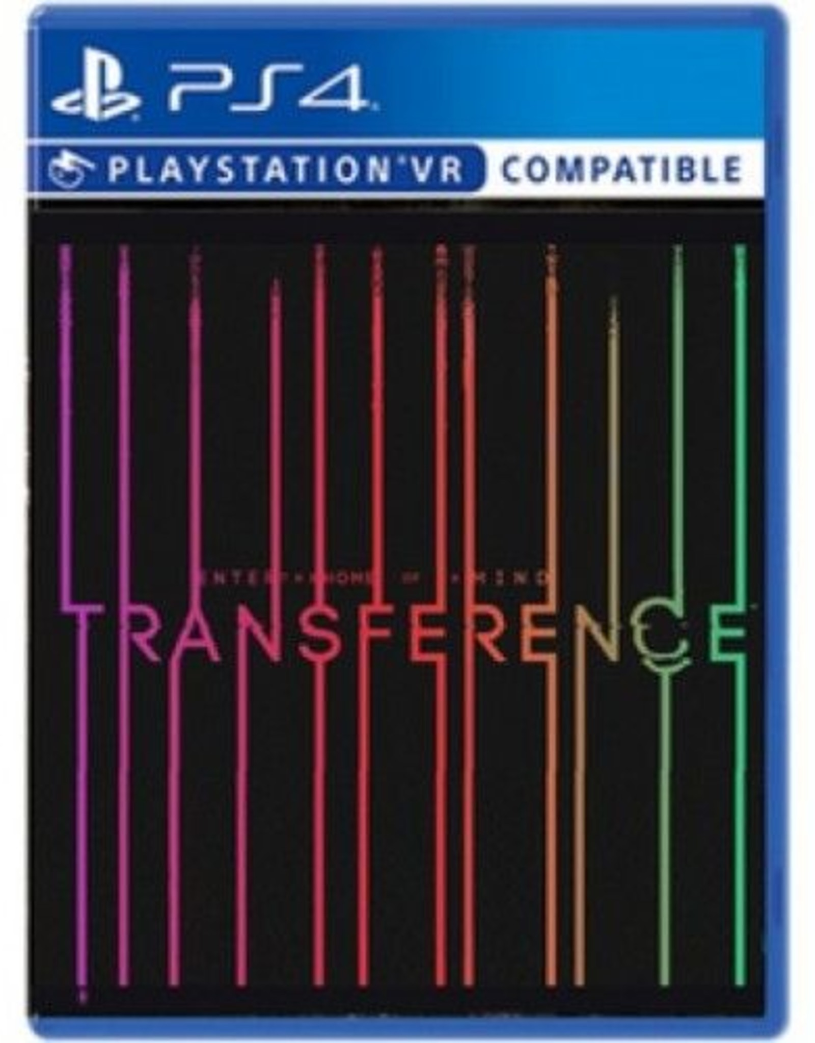 Transference- PS4 DIGITAL