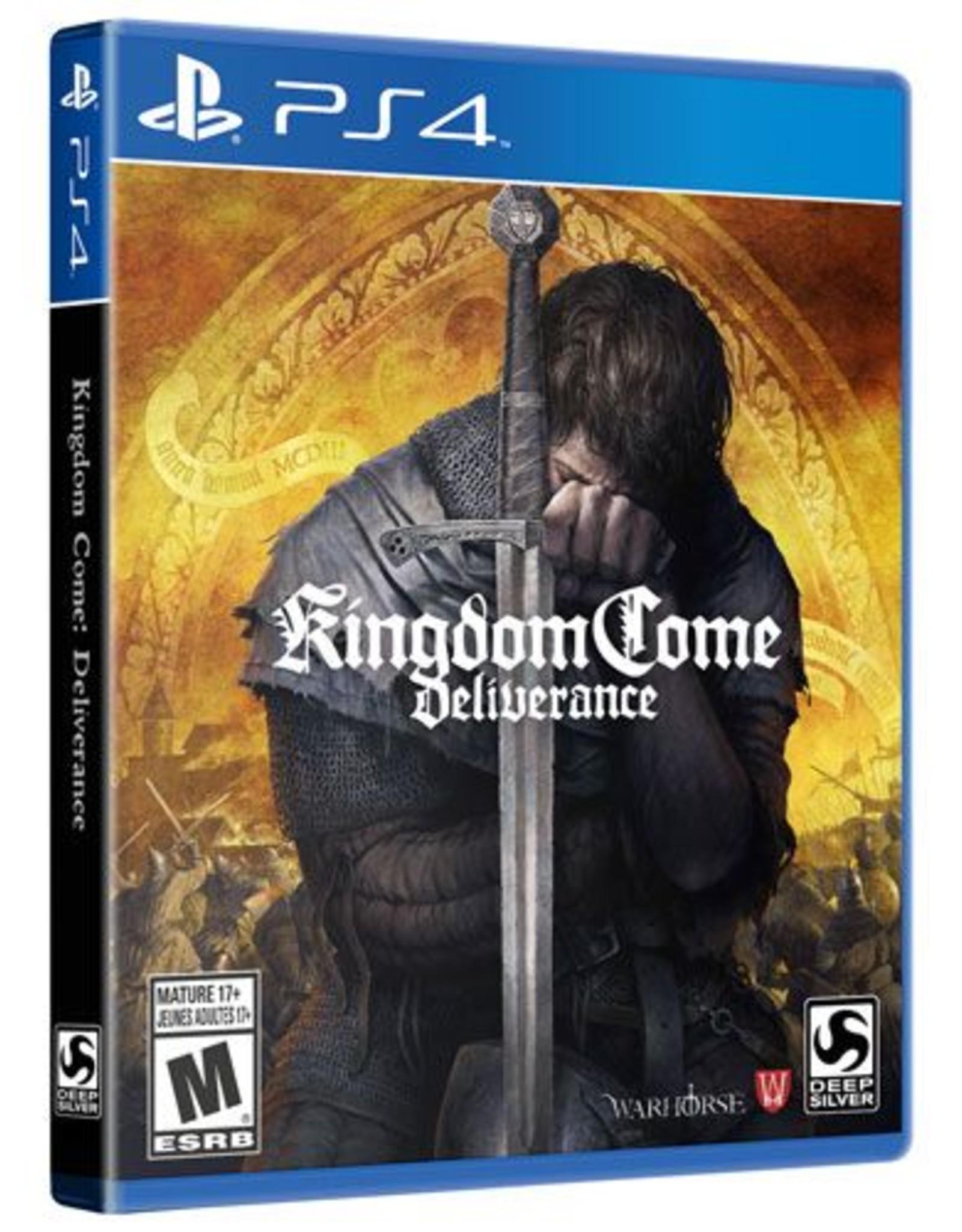 Kingdom Come: Deliverance- PS4 DIGITAL