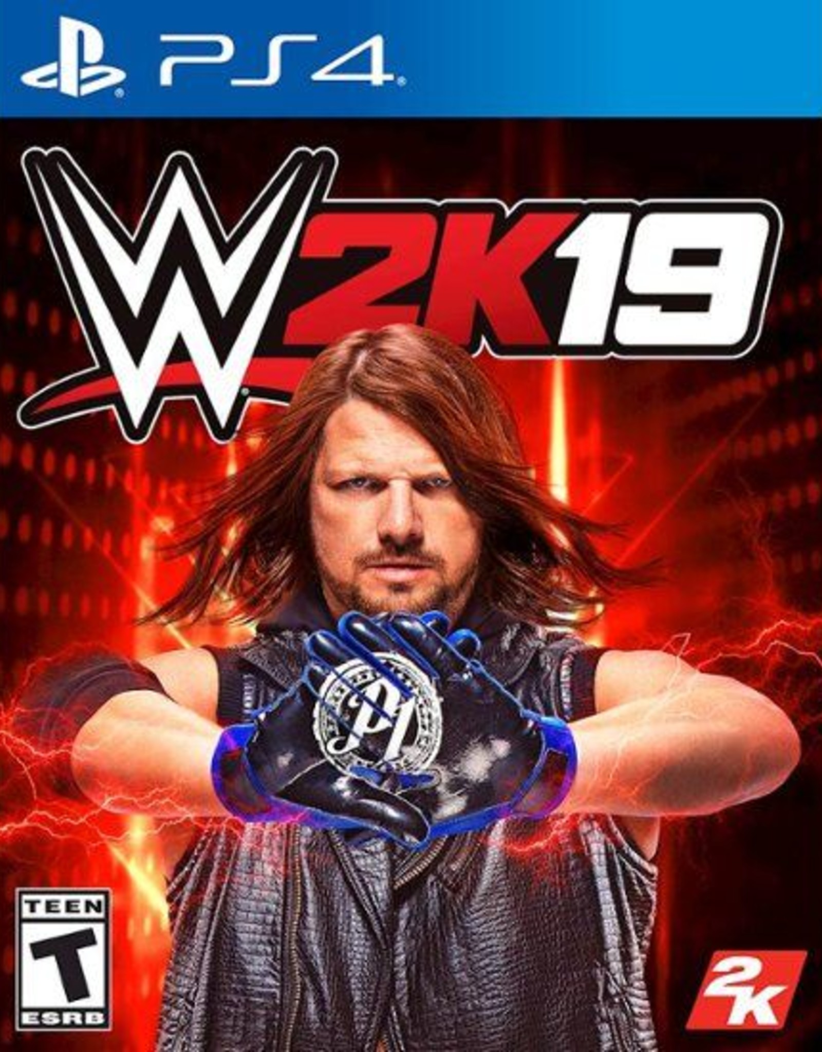 WWE 2K19- PS4 DIGITAL
