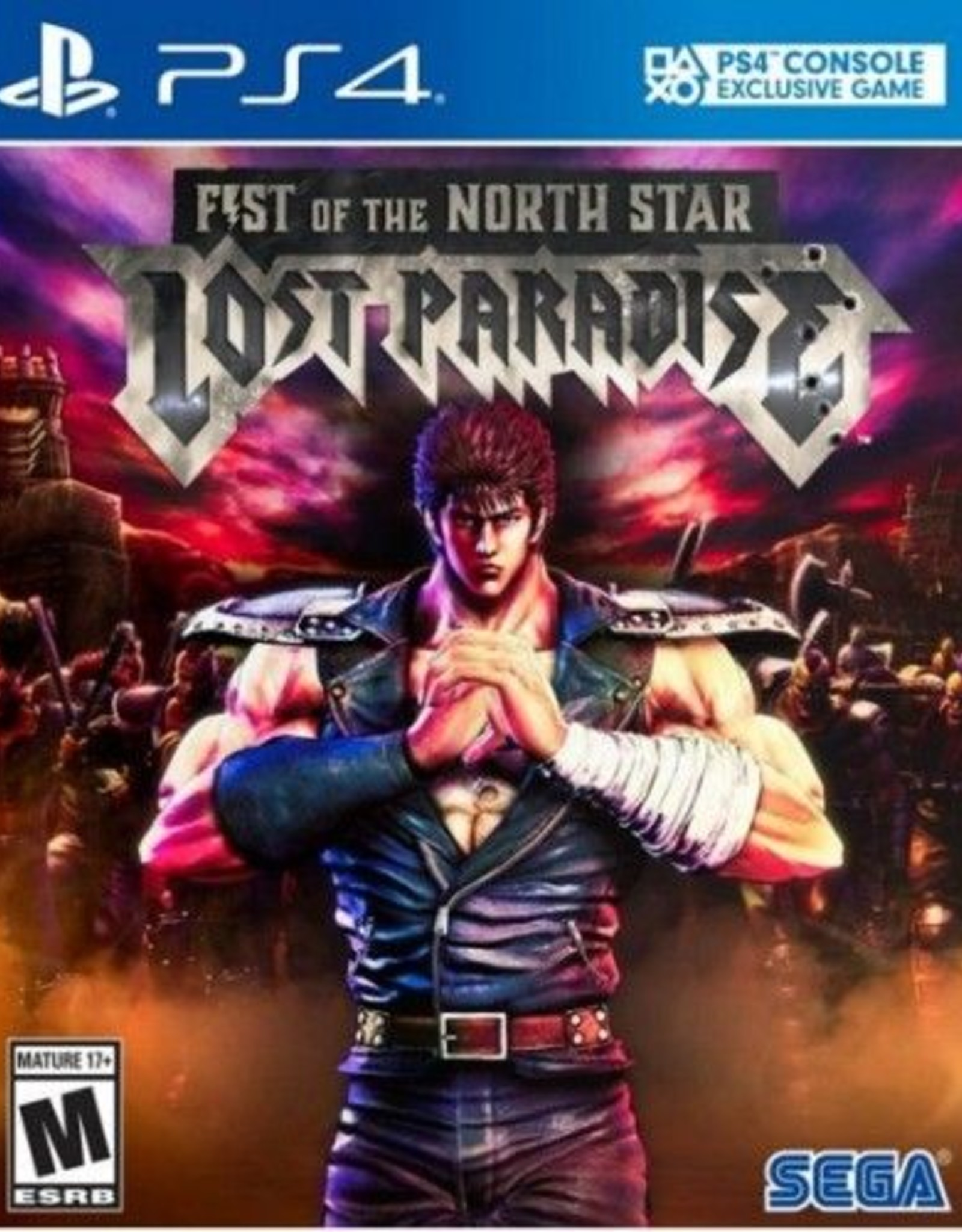 Fist of the North Star: Lost Paradise- PS4 DIGITAL
