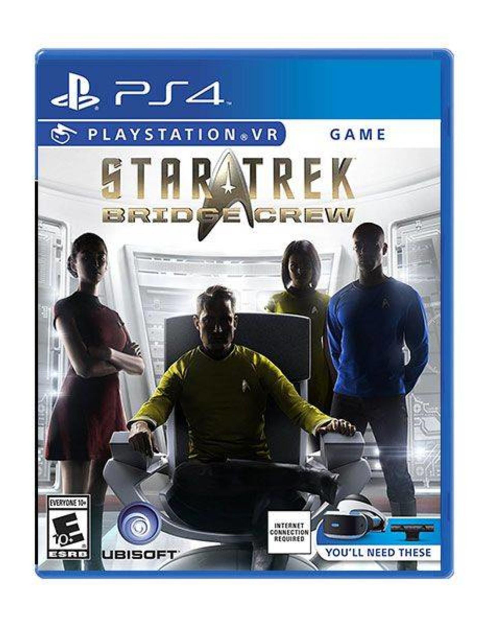 Star Trek: Bridge Crew -PS4 DIGITAL