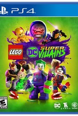 LEGO DC Super Villain -PS4 DIGITAL