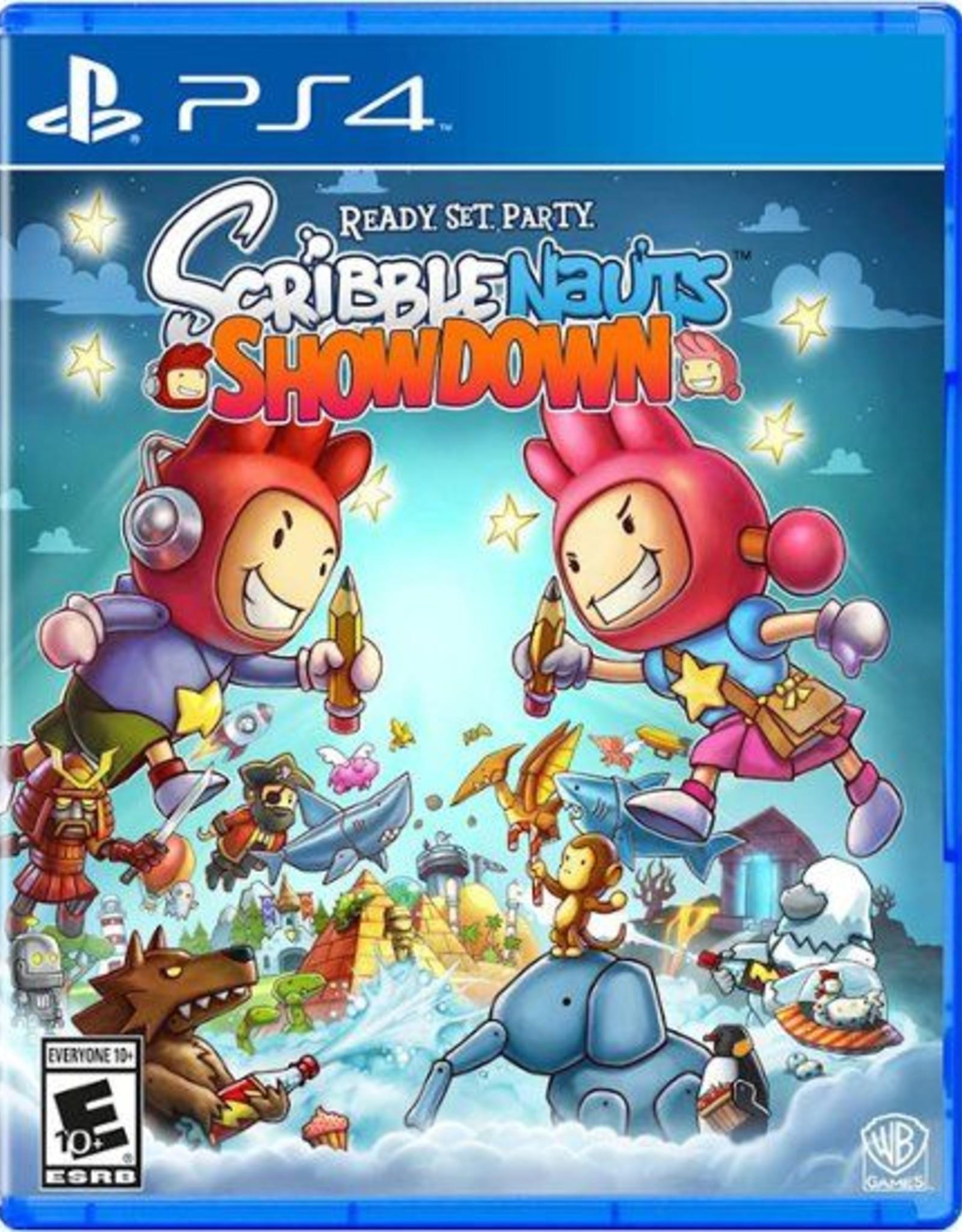 Scribblenauts Showdown -PS4 DIGITAL