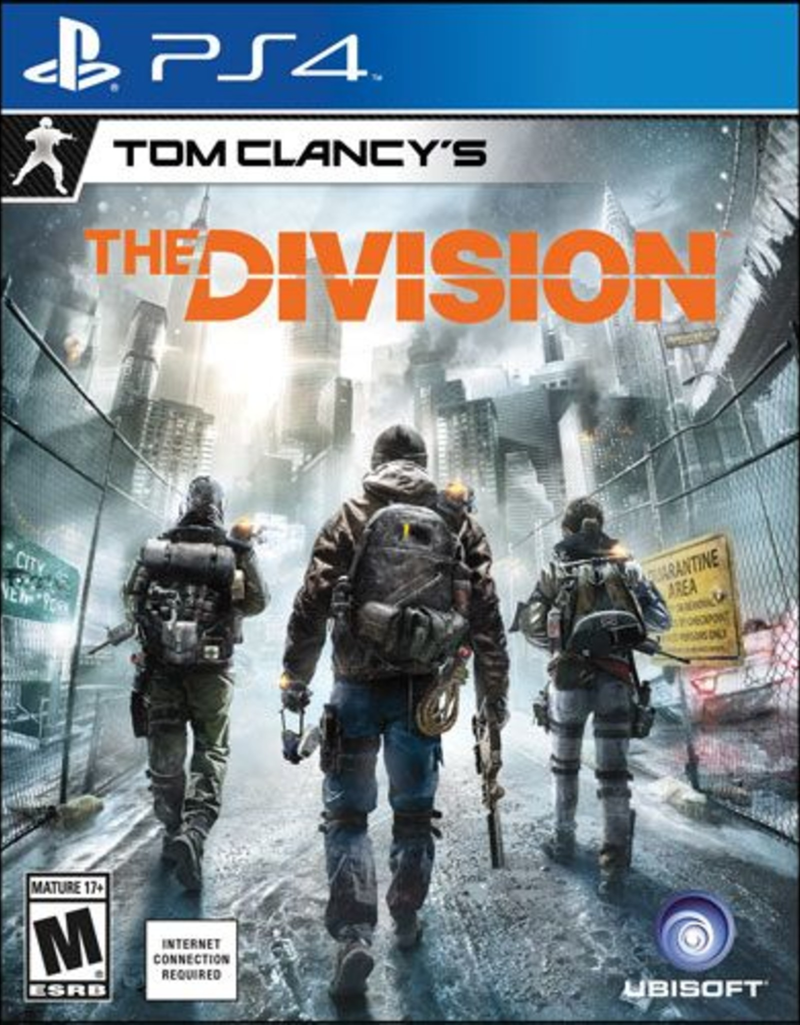 Tom Clancy's The Divison -PS4 DIGITAL