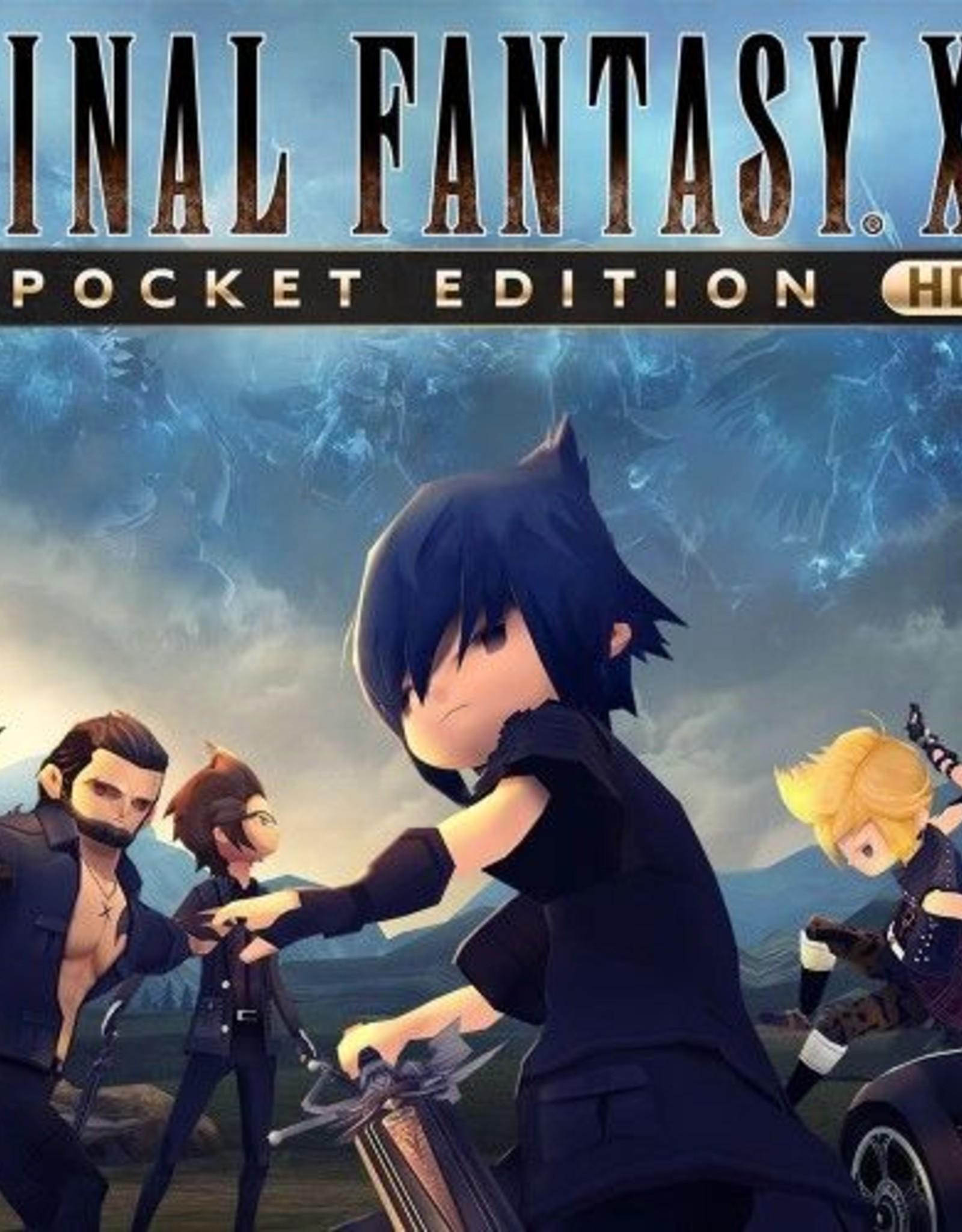 FINAL FANTASY XV POCKET EDITION HD -PS4 DIGITAL