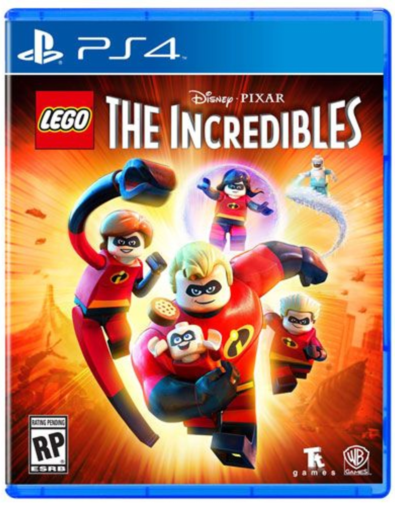 LEGO The Incredibles -PS4 DIGITAL