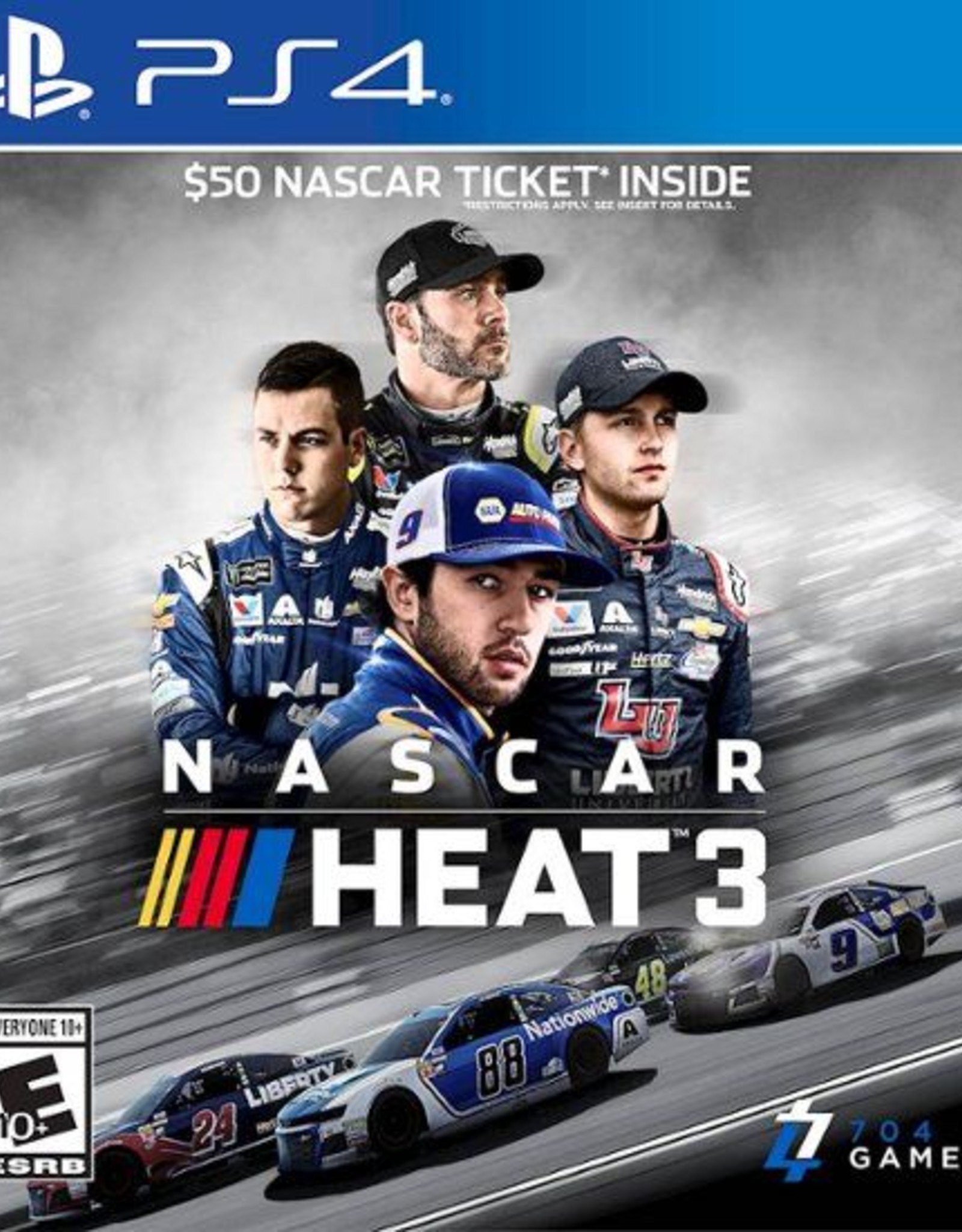 NASCAR Heat 3 -PS4 DIGITAL