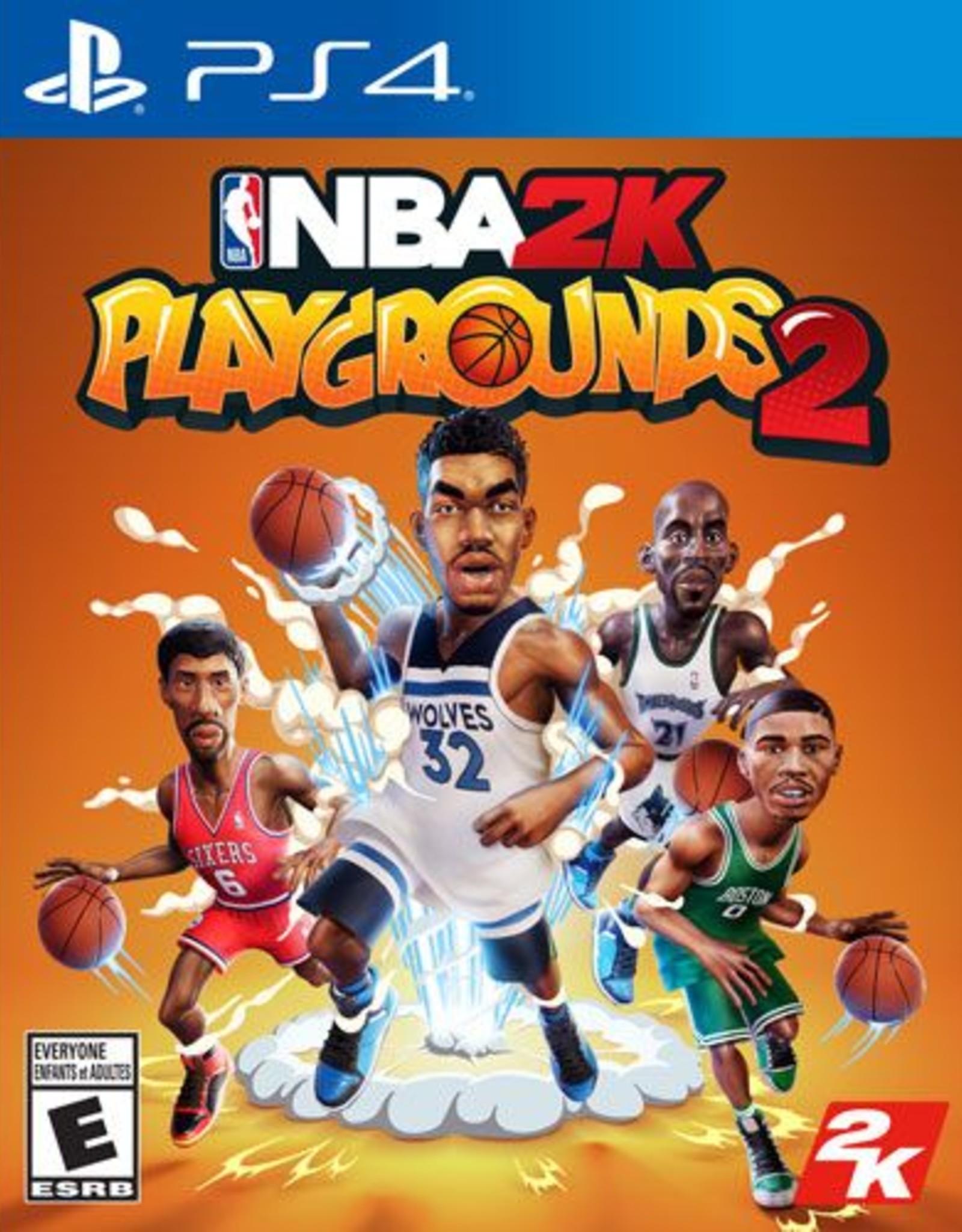NBA 2K Playgrounds 2 -PS4 DIGITAL