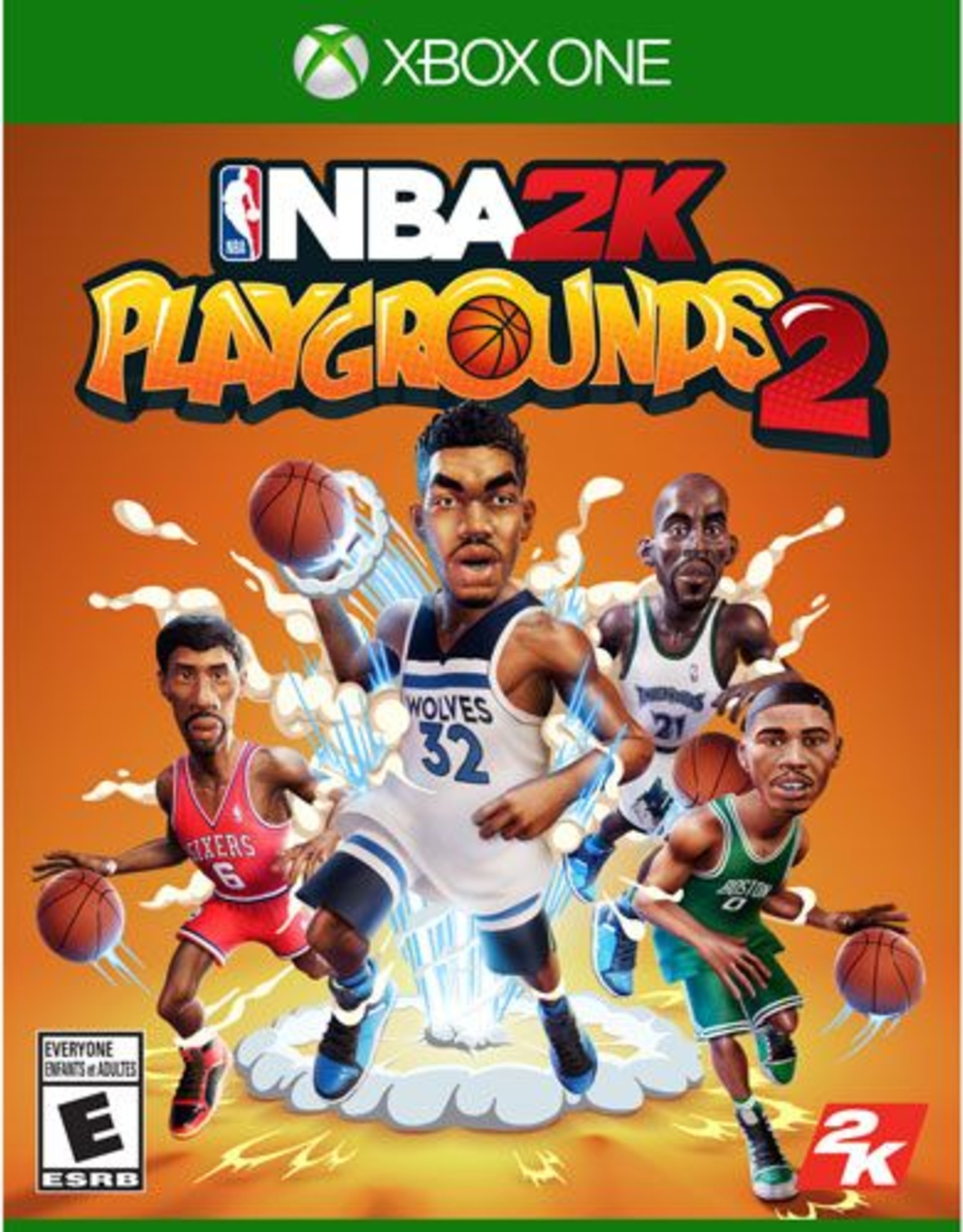 NBA 2K PLaygrounds 2 - XBOne DIGITAL