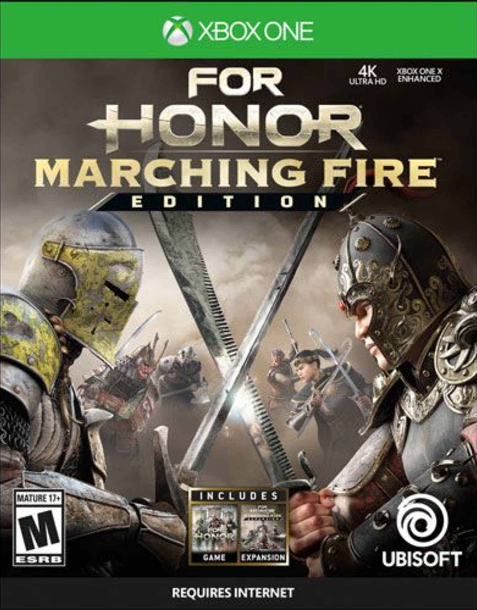 FOR HONOR: MARCHING FIRE EDITION - XBOne DIGITAL
