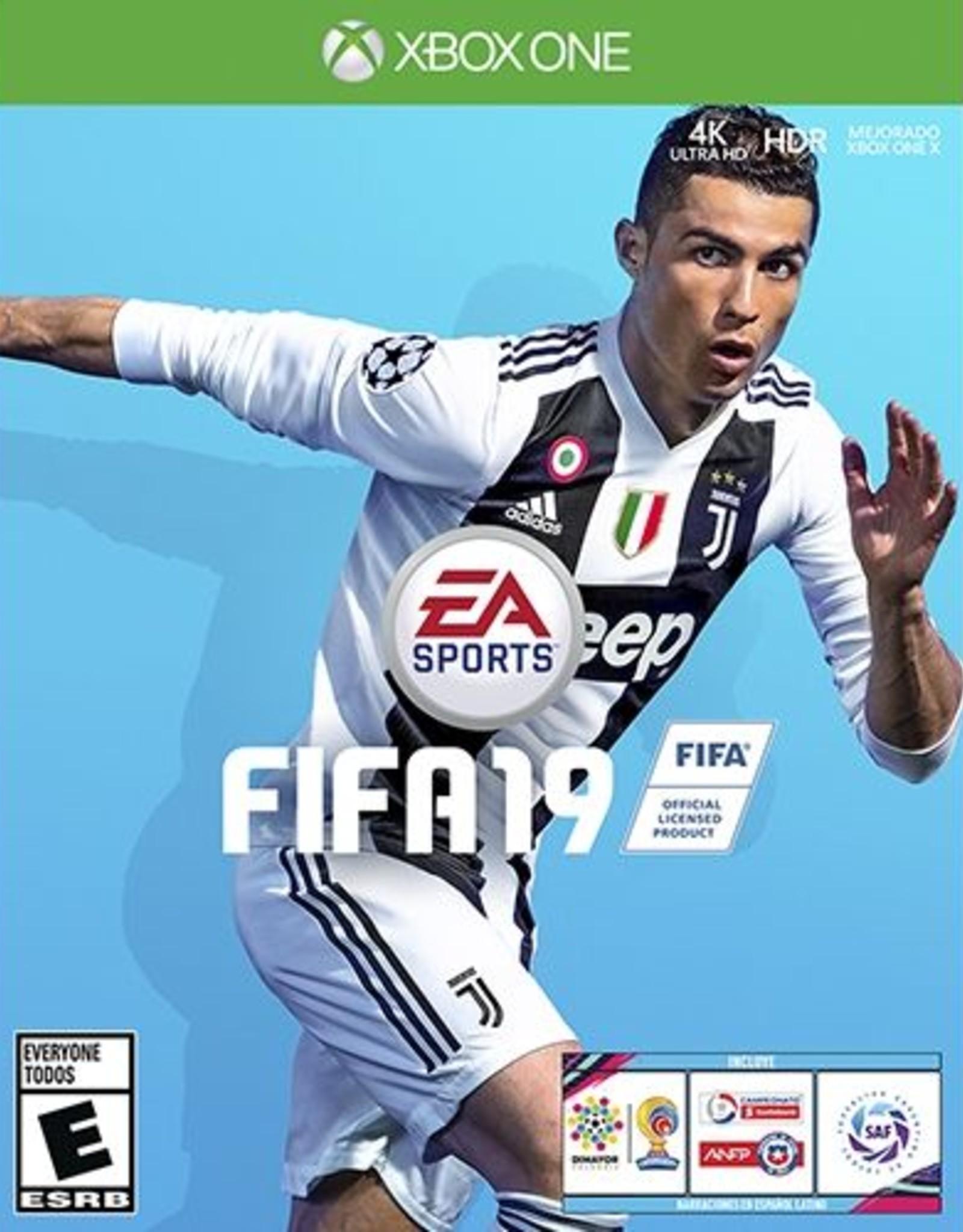 Fifa 19 - XBOne DIGITAL