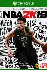 NBA 2K19 - XBOne DIGITAL