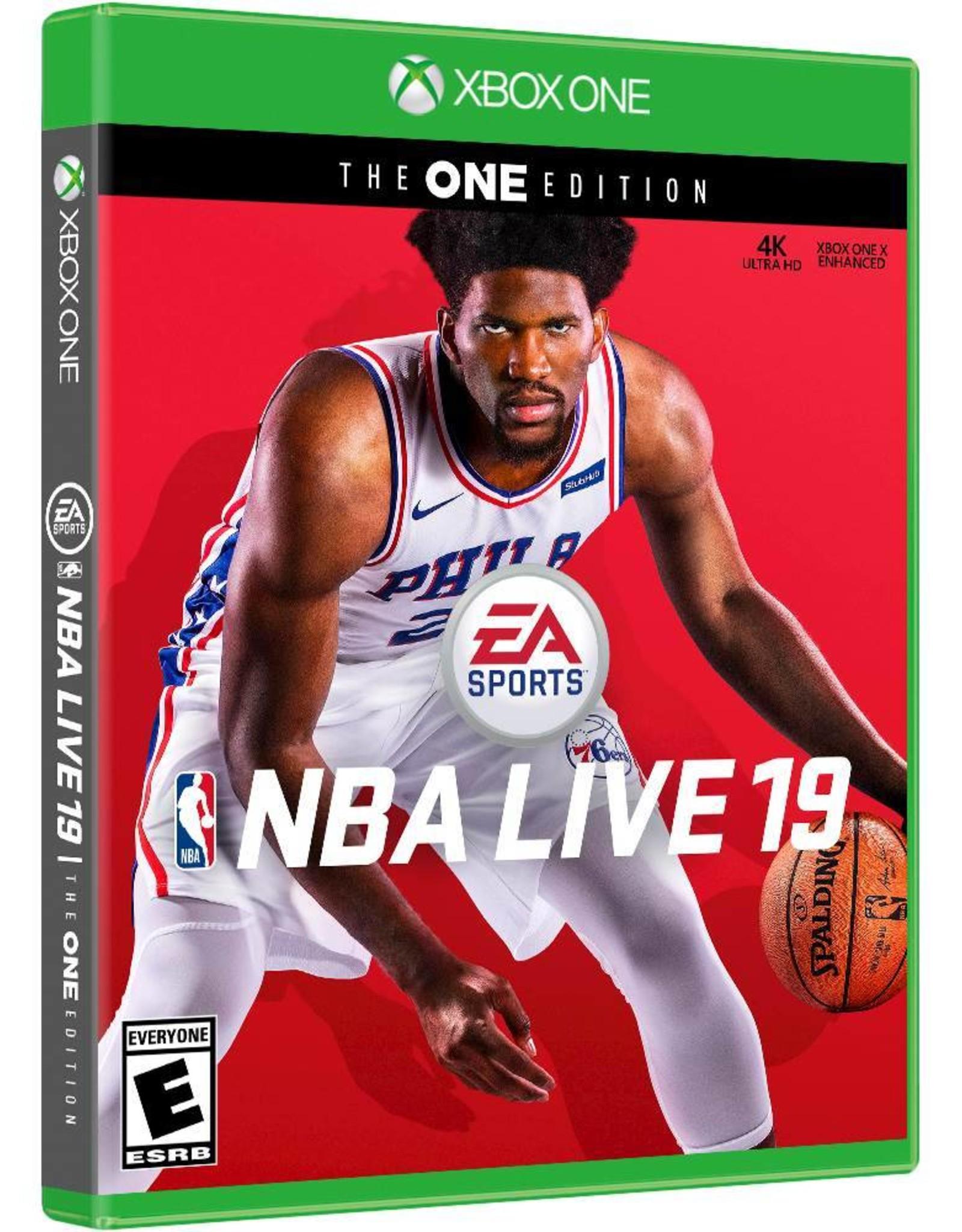 NBA LIVE 19 - XBOne DIGITAL
