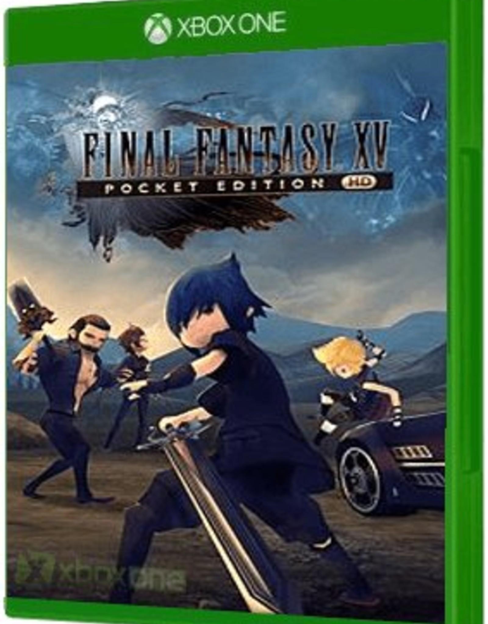 Final Fantasy XV Pocket Edition - XBOne DIGITAL